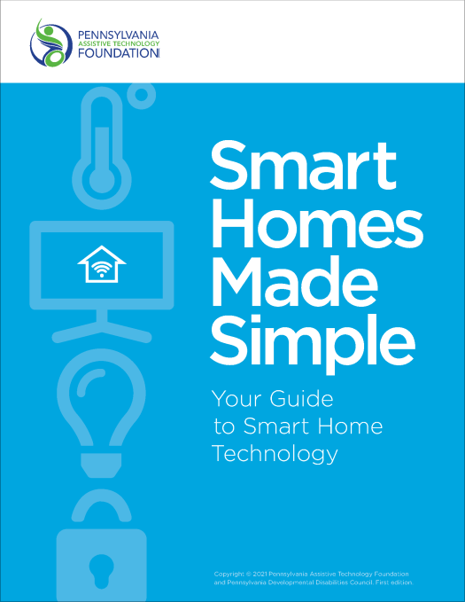 Cover of Smart Homes Made Simple: Your Guide to Smart Home Technology